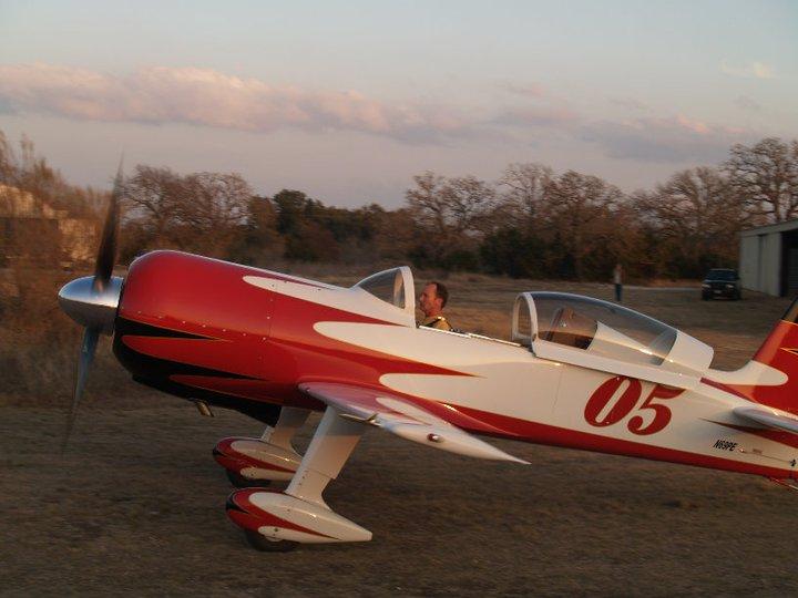 N69PE First Flight!
